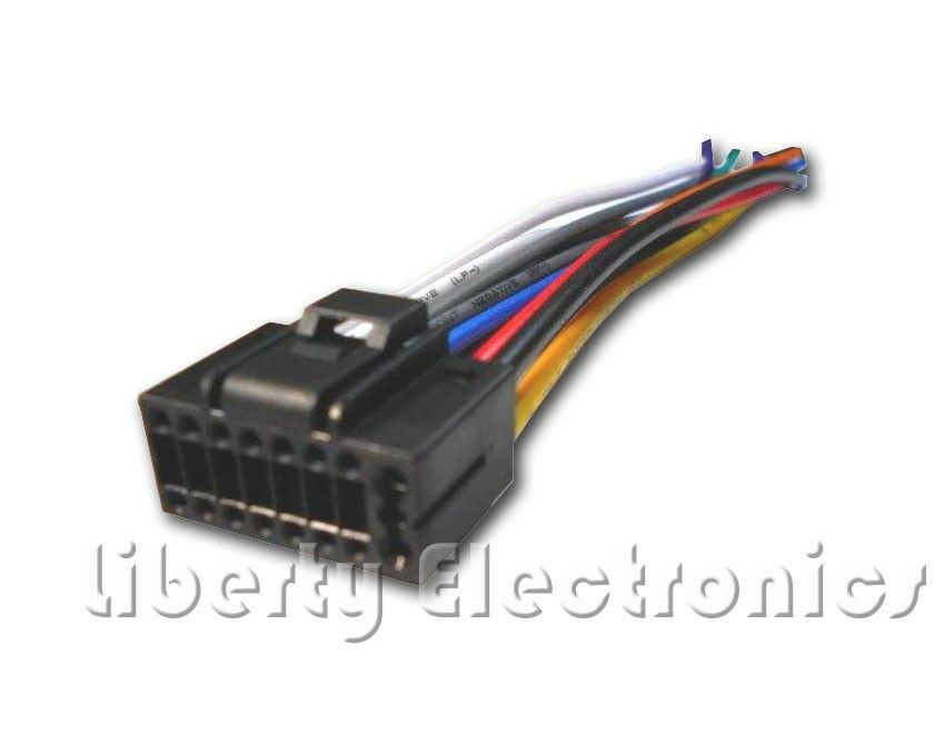 NEW WIRE HARNESS For JVC KD-R330 / KD-R338
