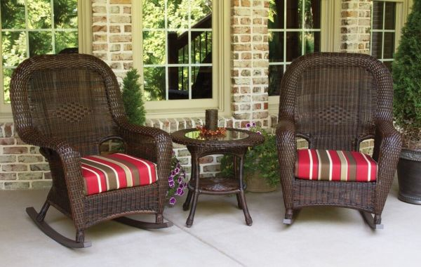 outdoor resin wicker patio furniture sets Outdoor Patio Furniture Resin Wicker Lexington Rocking