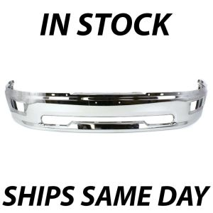 NEW CHROME  Front Bumper Face Bar for 2009 2010 2011 2012