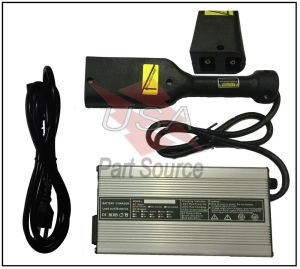 36 Volt Battery Charger Golf Cart 36V Charger For Ez Go