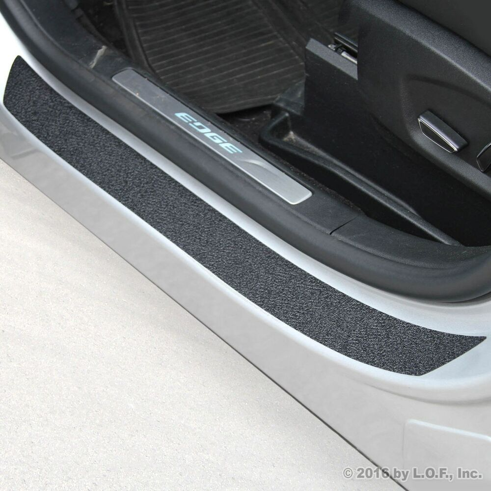 2015 2018 Ford Edge 4pc Door Sill Step Protector Threshold