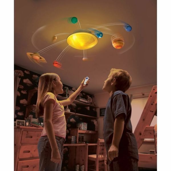 Motorized Solar System Science Kit Educational Planets ...