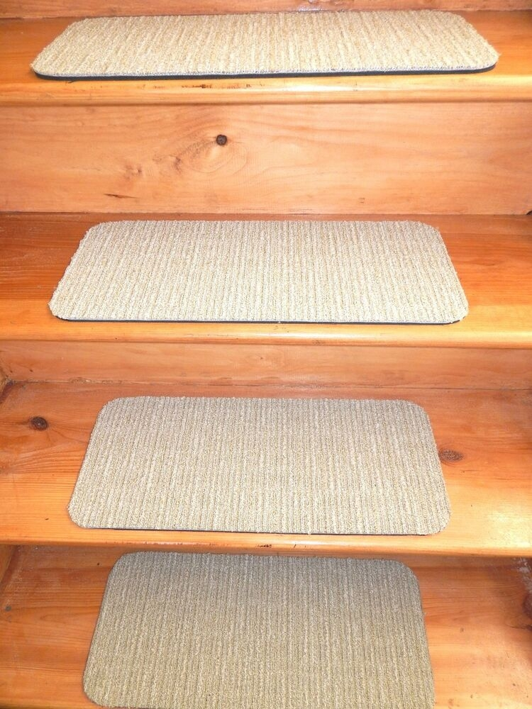 13 Indoor Outdoor Stair Treads Non Slip Staircase Step Rug | Indoor Outdoor Carpet Runners For Stairs