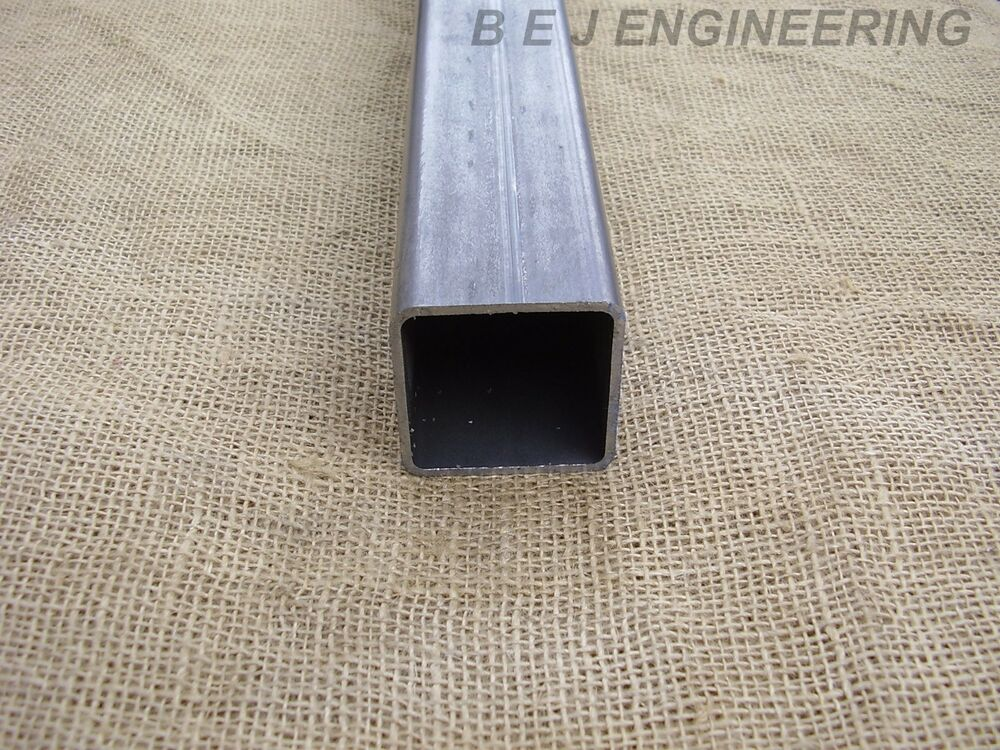 Mild Steel Box 60mm X 60mm X 3mm
