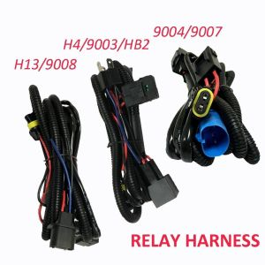 Relay Wiring Harness for HighLow Beam HID Xenon Kit For