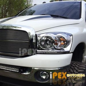 NEW For All 2006 2007 2008 Dodge RAM 1500 2500 3500 Chrome
