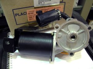 GENUINE FORD PJ PK RANGER TRANSFER CASE 4X4 SHIFT MOTOR