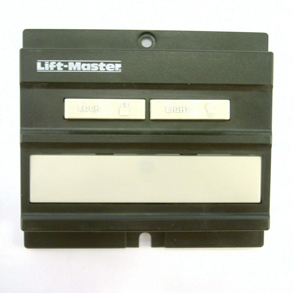 LiftMaster 58LM Two Wire Garage Door Opener Wall Control Panel Part 41A4202A EBay