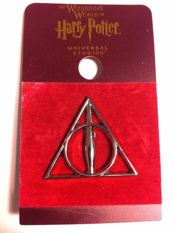 Universal Studios Harry Potter The Deathly Hallows Symbol