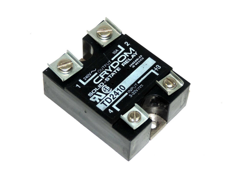 Crydom Td Solid State Relay Td