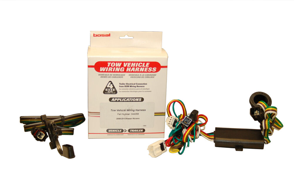 Bosal Usa Wiring Harnes For A Nissan Murano