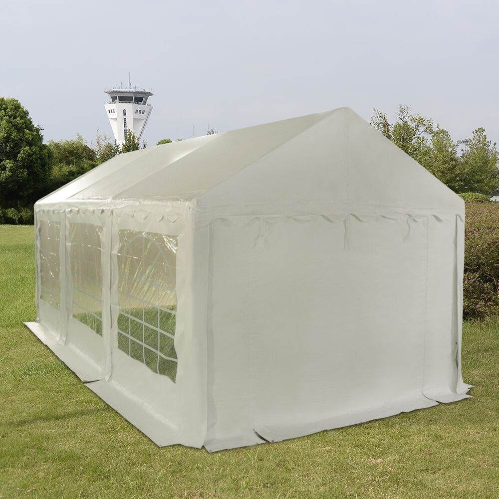 10X20 Wedding Tent Shelter Heavy Duty Outdoor Party