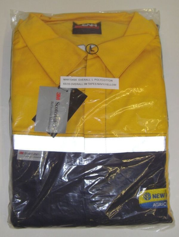 NEW HOLLAND A1049 OVERALLS BRAND NEW IN BAGS LATEST DESIGN ...