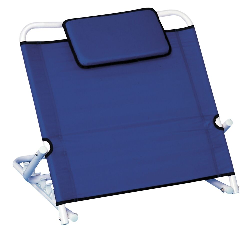 Disability Aid Adjustable Back Rest Bed Support NEW EBay