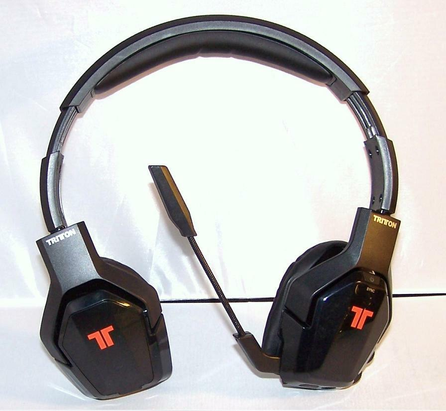 Tritton Wireless Primer Headset Headpone With Microphone
