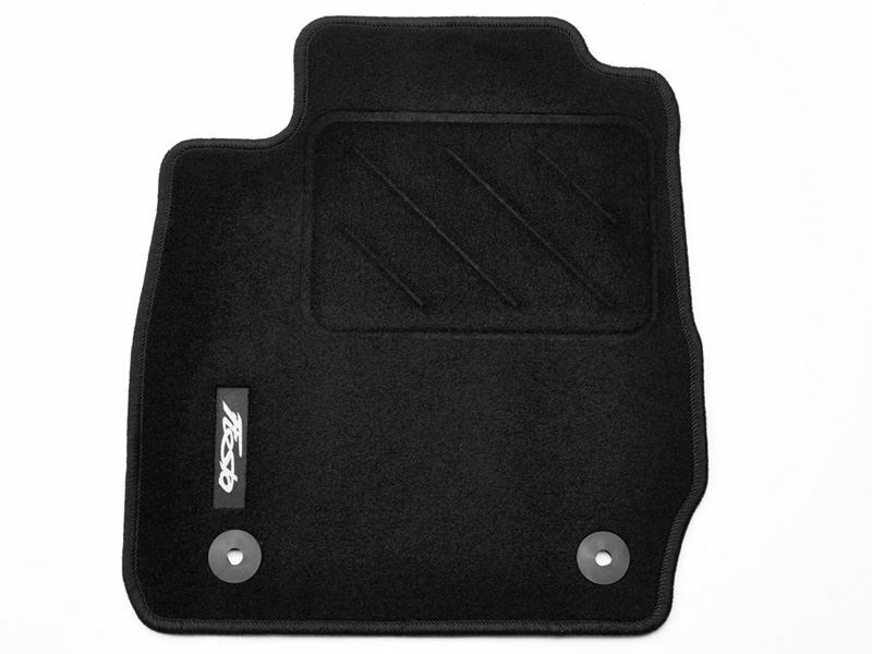 Genuine Ford Fiesta Standard Car Mats Set Of 4 From 232