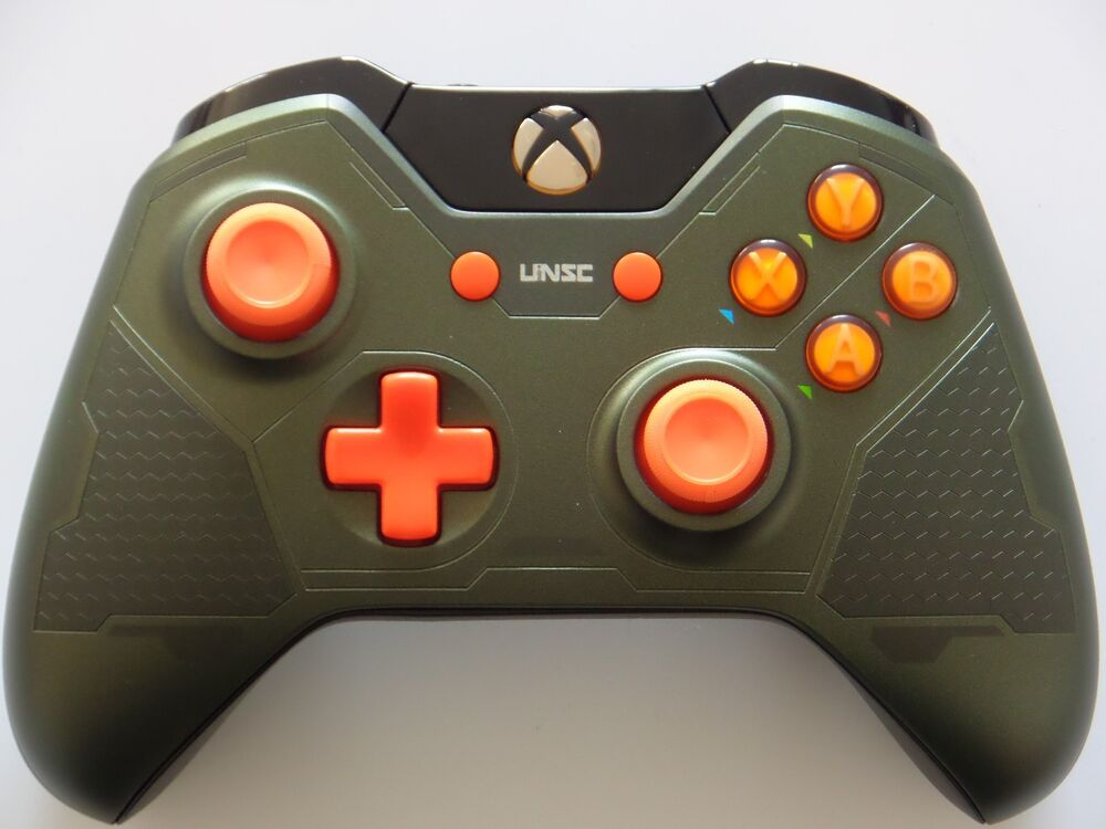 New Custom Halo 5 Guardians The Master Chief Xbox One