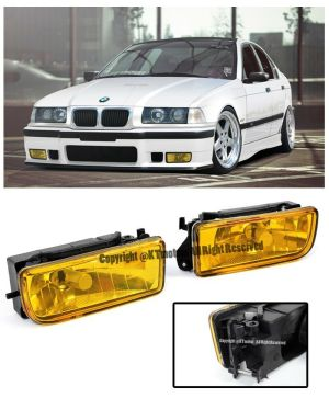 For 9298 BMW E36 3Series M3 Style Front Bumper Crystal