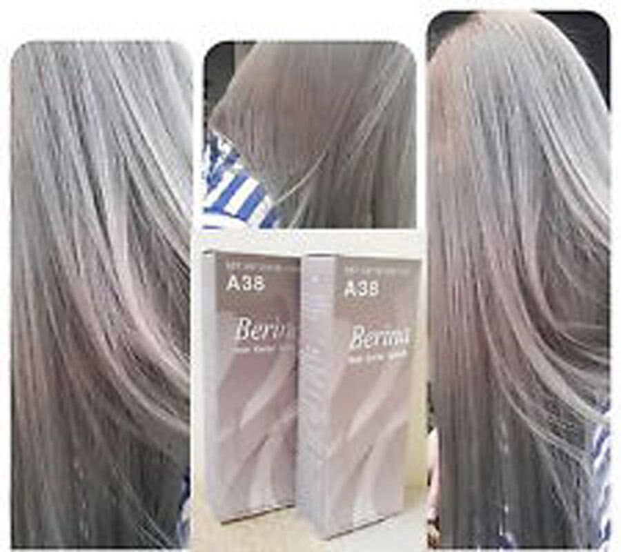 New A38 Berina Light Ash Blonde Color A38 Permanent Hair