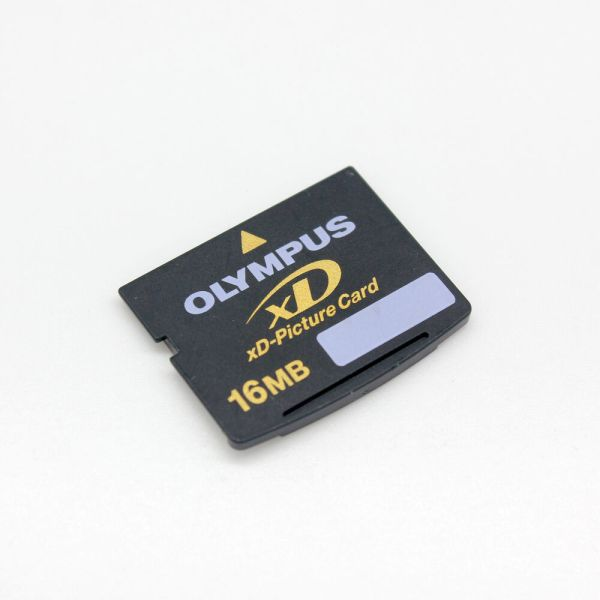Genuine Olympus 16MB XD-Picture Card For Olympus ...