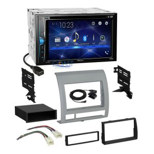 Pioneer Car Radio Stereo Double DIN Dash Kit Harness for