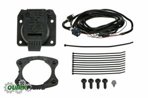 0208 DODGE RAM 1500 2500 3500 TRAILER TOW WIRING HARNESS KIT OEM MOPAR GENUINE | eBay