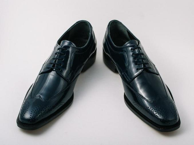 Image Result For Blue Mens Dress Shoes