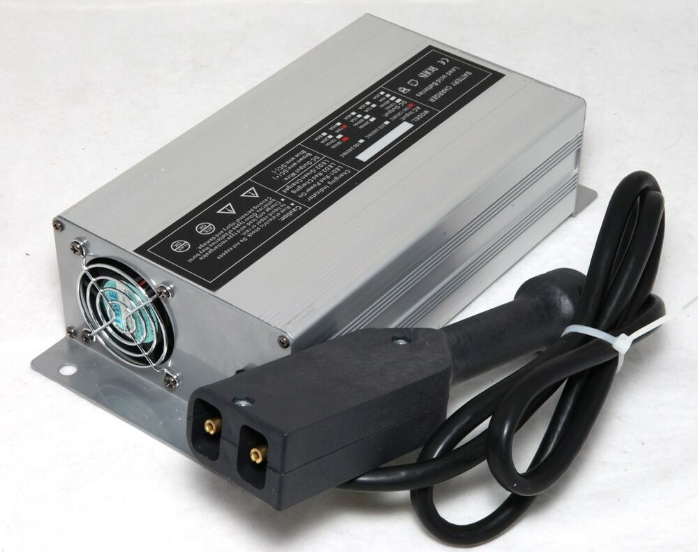 36 Volt 18a Golf Cart Battery Charger Powerwise Plug For