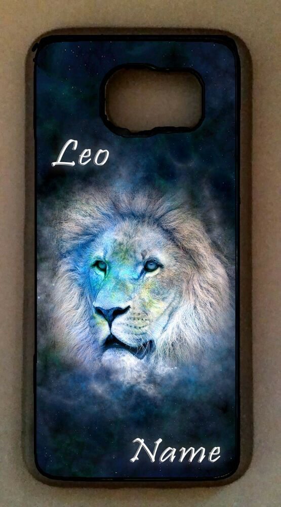 Personalized Leo Astrological Zodiac Sign Cell Smart Phone