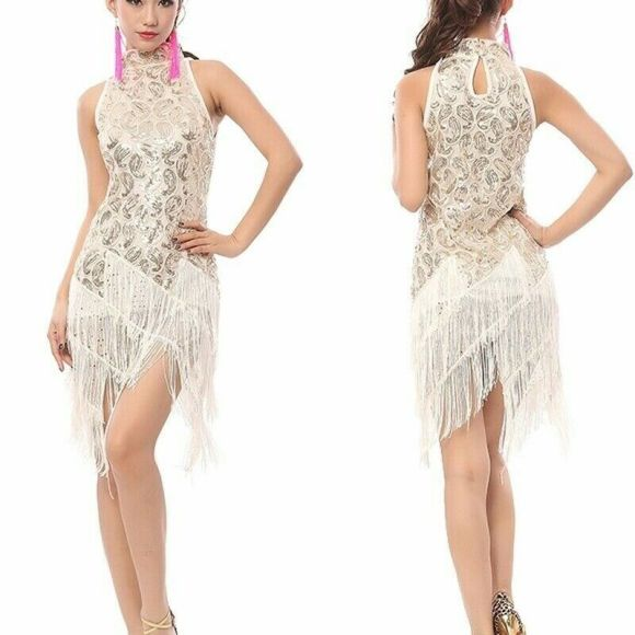 AU Great Gatsby 1920's Flapper Dress Party Clubwear High ...