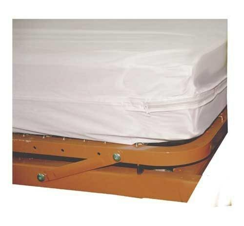 Hospital Bed Mattress Covers Zippered Box Of 12 EBay