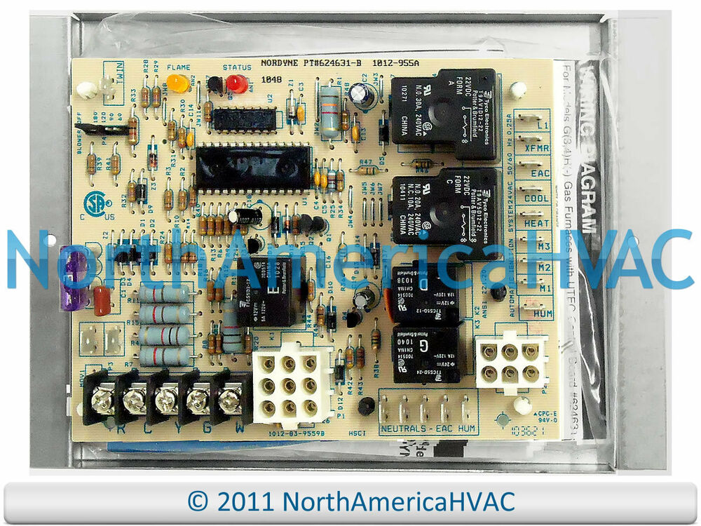 Intertherm Miller Nordyne Control Board