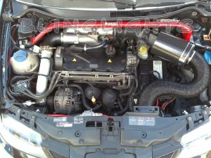 Seat I4 TDI Engine Cold Air Motor Intake Ia Leon Altea