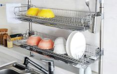 25 Stunning Pictures of Kitchen Drying Rack That Every Man Dream About