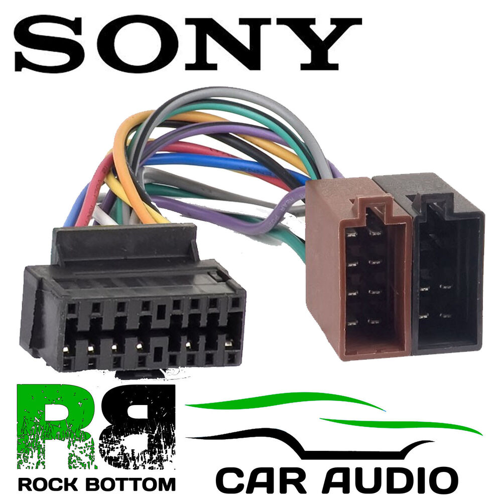 Sony Cdx Gt540ui Fuse Replacement Vintage Sun Tach Wiring Portable ...