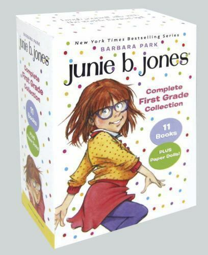 Junie B Jones Complete First Grade Collection Books 18