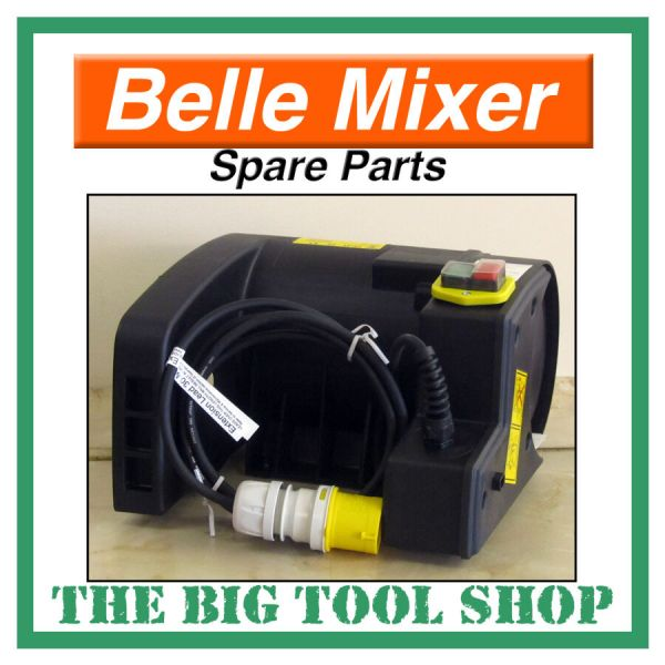 Genuine Belle Minimix 150 110v Electric Motor Kit For Mini ...