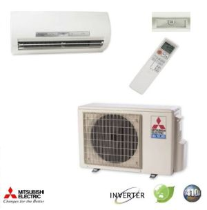 18000 BTU Mitsubishi MRSLIM Ductless Mini Split Air