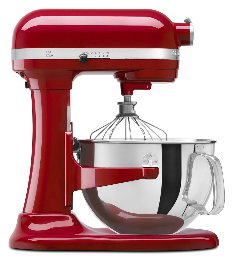 KitchenAid Pro 6000 HD 600 Stand Mixer 6 Quart Big Super