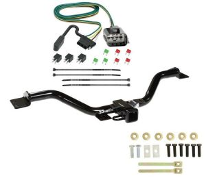20132017 CHEVY TRAVERSE COMPLETE TRAILER HITCH KIT W