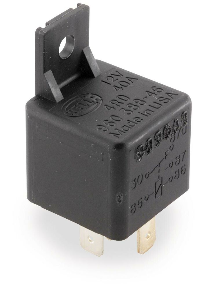 Standard Motor Products Starter Relay Mc Rly2