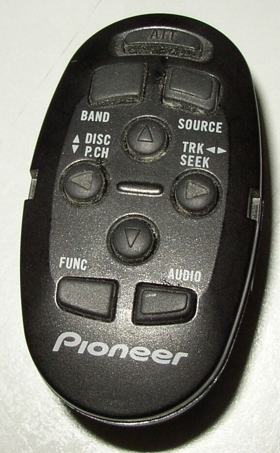 Pioneer Steering Wheel Remote Control For Deh P760mp Deh
