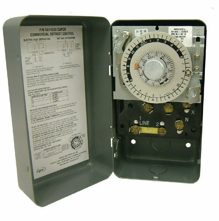 Replacement For Paragon 20 Electro Mechanical Timer
