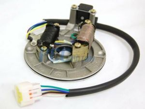 125CC CHINESE DIRT PIT BIKE IGNITION STATOR MAGNETO PLATE