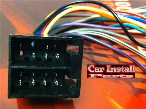 SMART CAR Radio WIRE HARNESS INSTALL Aftermarket STEREO