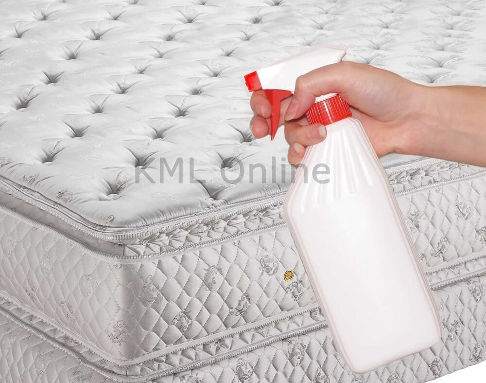 Mattress Cleaner Hygienic Disinfectant Stain Remover Dust