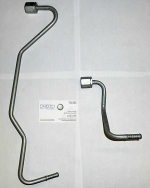 9903 JEEP GRAND CHEROKEE WJ TRANSMISSION COOLER LINES ON