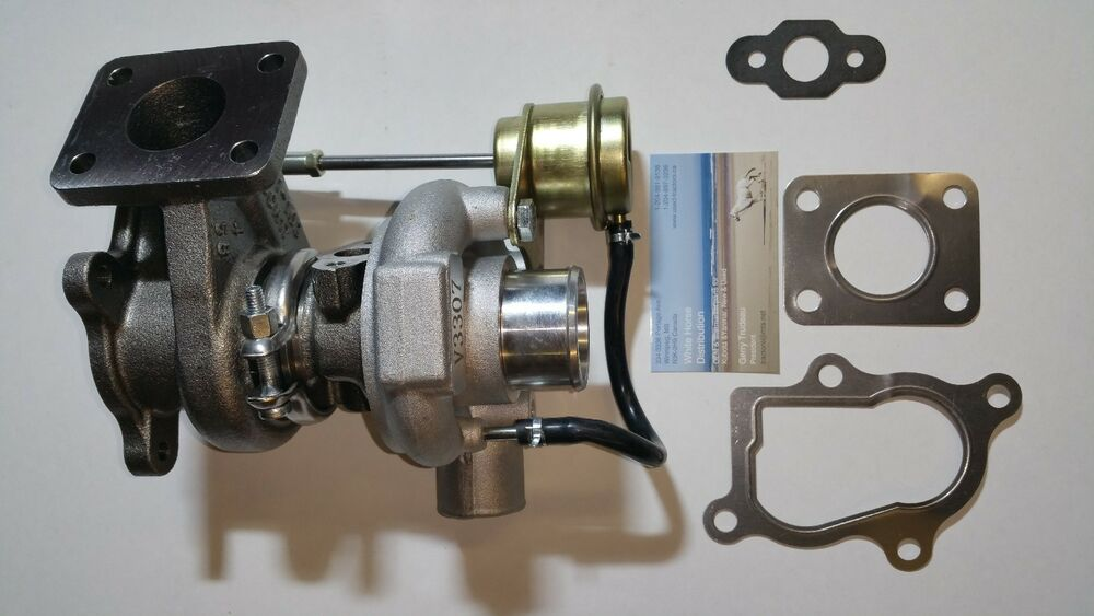 New Turbo For Bobcat T190 With V Engine No