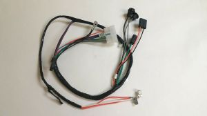 1965 Chevy Impala SS Console Wiring Harness Automatic