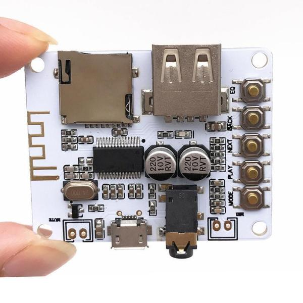 Bluetooth Audio Receiver With USB TF Card Decoding Board ...